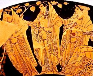Beveiligd: Het licht in de duisternis. Parmenides proëmium 11-17
