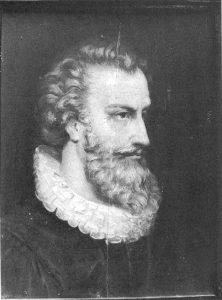 Francois Viète 1540-1603. Jurist, wiskundige en ontcijferaar